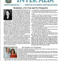Inter Alia - Jan/Feb 2016
