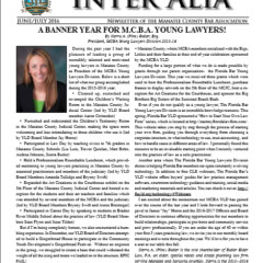 Inter Alia – Jun/July 2016