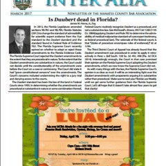 Inter Alia March/April 2017