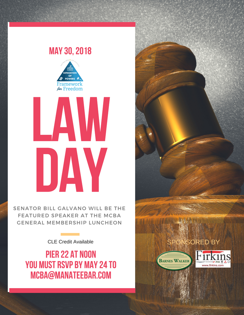 Law Day Flyer