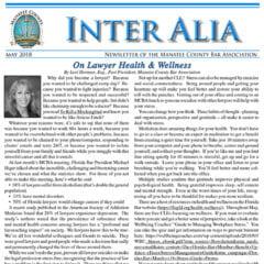Inter Alia - May 2018