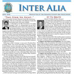 Inter Alia June 2018