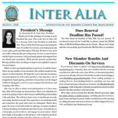 Inter Alia – Summer 2018
